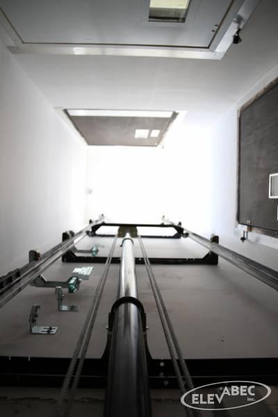 Rail ascenseur Plate-forme élévatrice EL-103V2