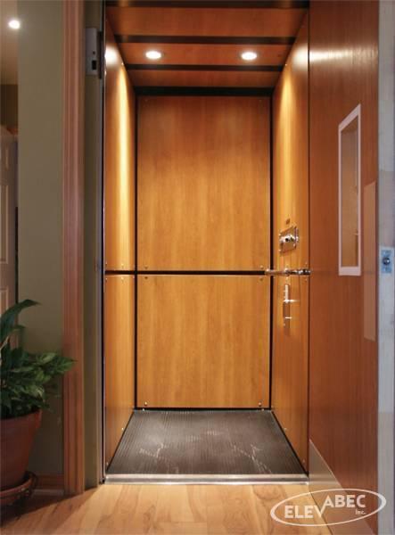 Ascenseur maison (Plate-forme élévatrice) Elevabec