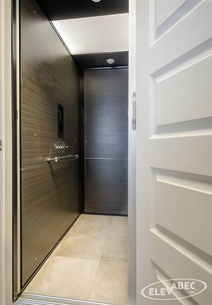 Ascenseur maison résidentiel Élégance