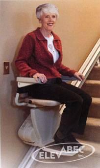 Chaise monte escalier, lève personne,  monte personne escalier