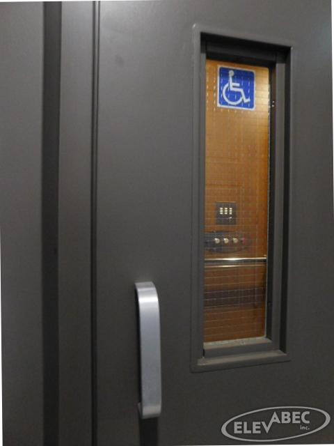 Ascenseur Intérieur- Plate-forme élévatrice adaptée