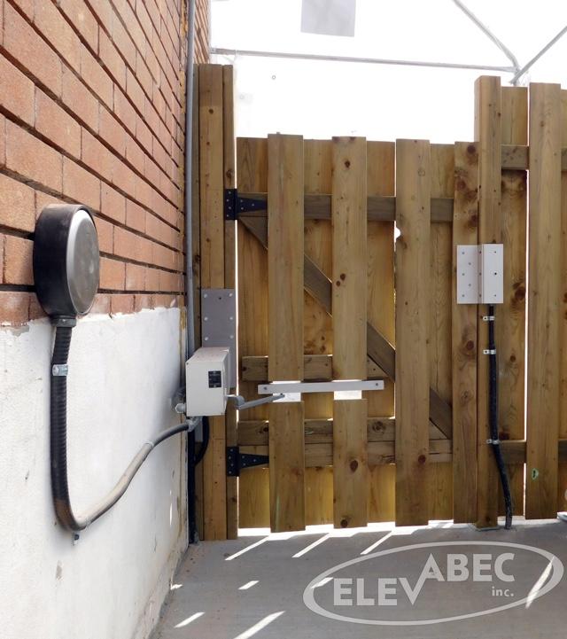 Ouvre-porte électrique